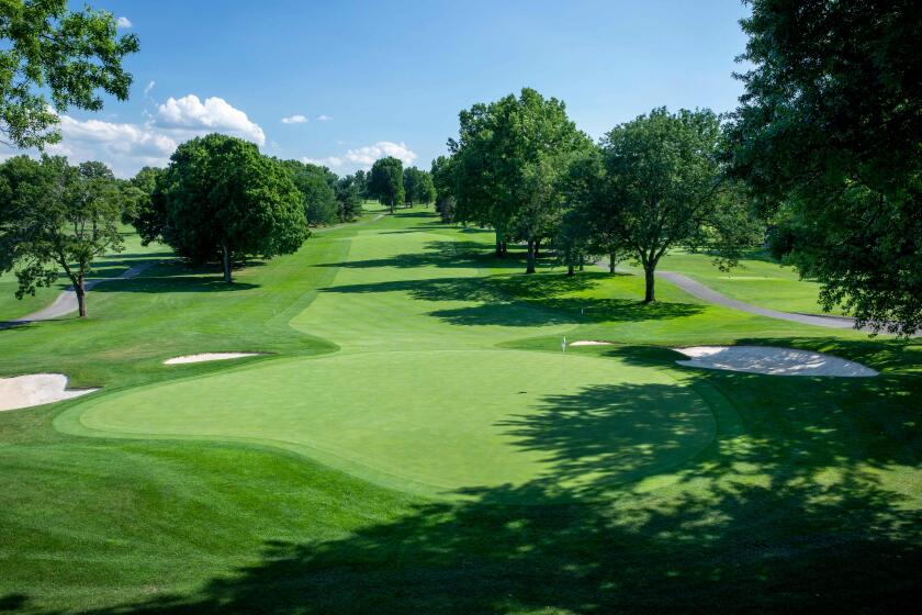 Firestone Country Club | South Course — Hole No. 18