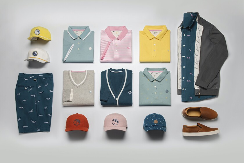 Puma Golf x Arnold Palmer apparel