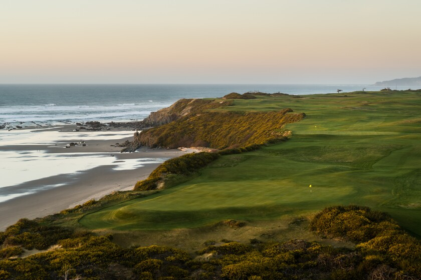 Bandon Dunes Golf Resort — Sheep Ranch
