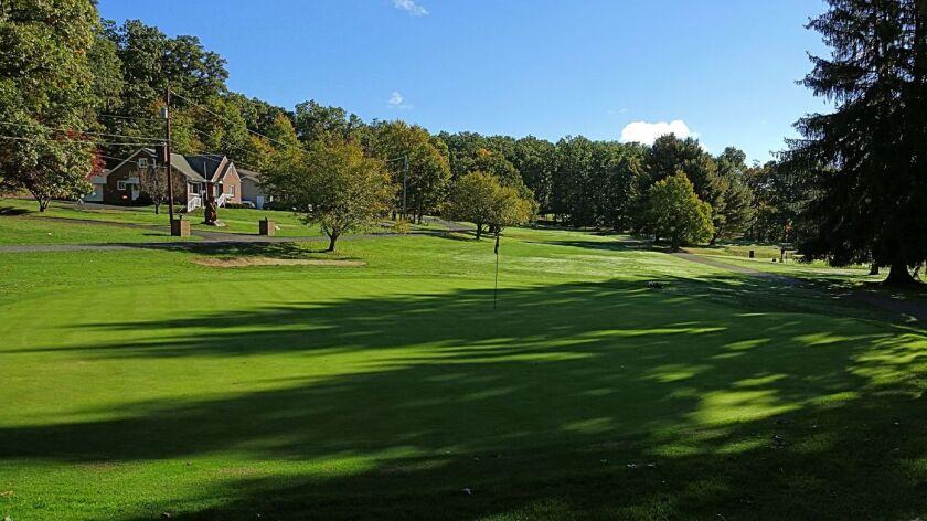 Foxburg Country Club — Hole No. 6
