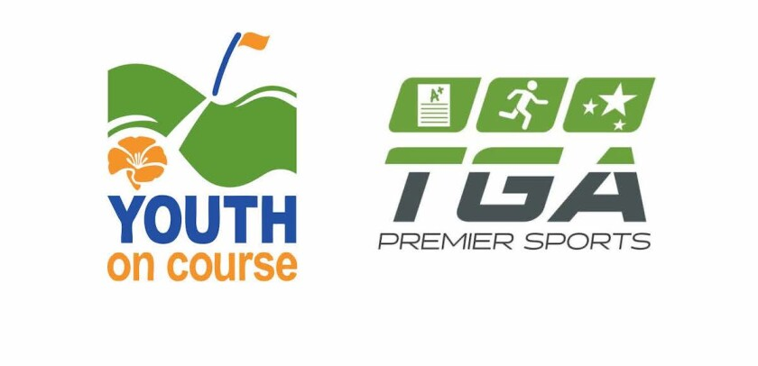 Youth On Course TGA Premier Sports logo