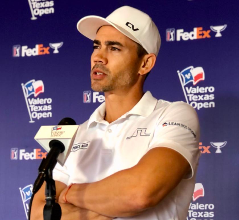 Camilo Villegas leads first round 2021 Valero Texas Open