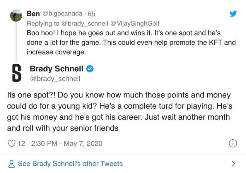 Brady Schnell tweet 2