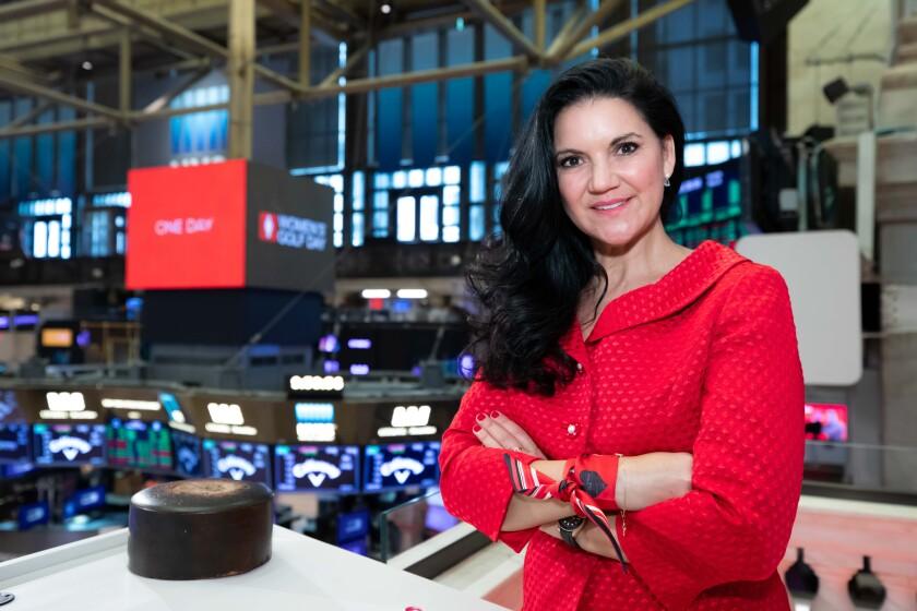 Elisa Gaudet at NYSE.jpg