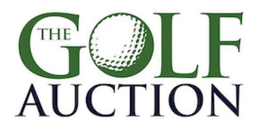 The Golf Auction: Logo