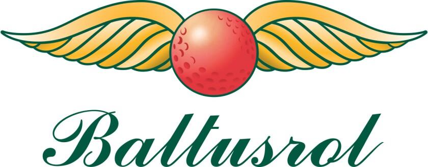 Baltusrol Wings — Logo