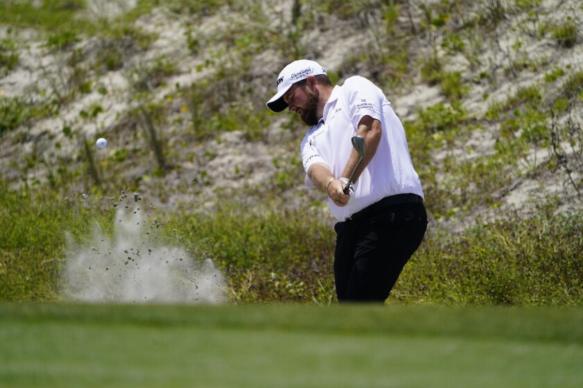 Shane Lowry practices before 2021 PGA Championship