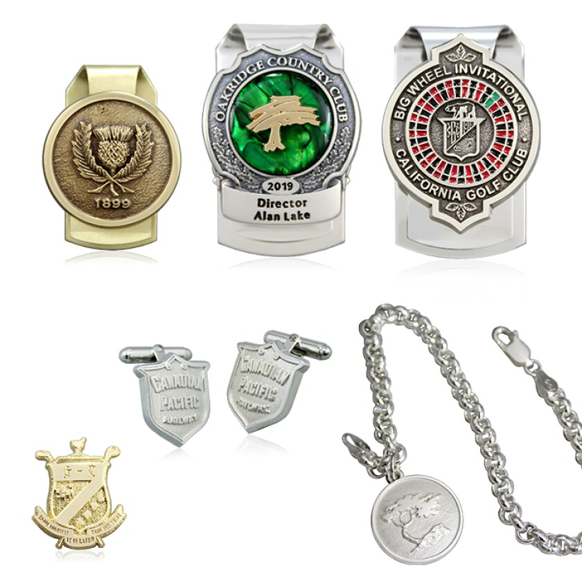 Malcolm DeMille — PGA Show Clips   Jewelry