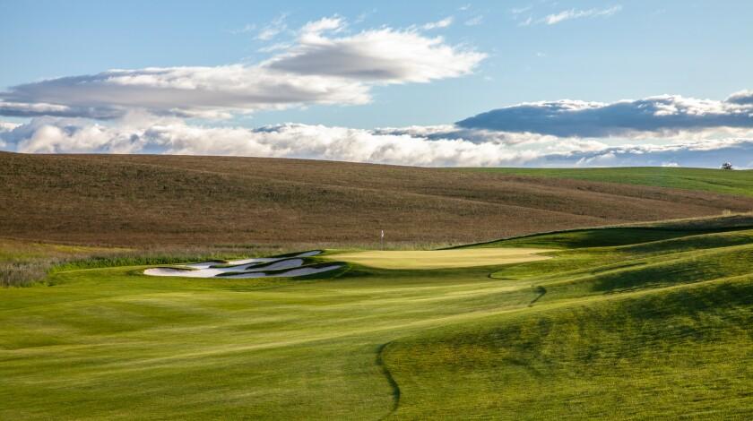 Circling Raven Golf Club — Hole 11