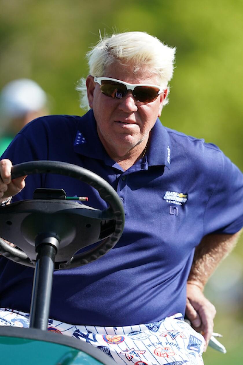 John Daly, PGA Championship