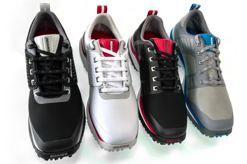 Sqairz golf shoes