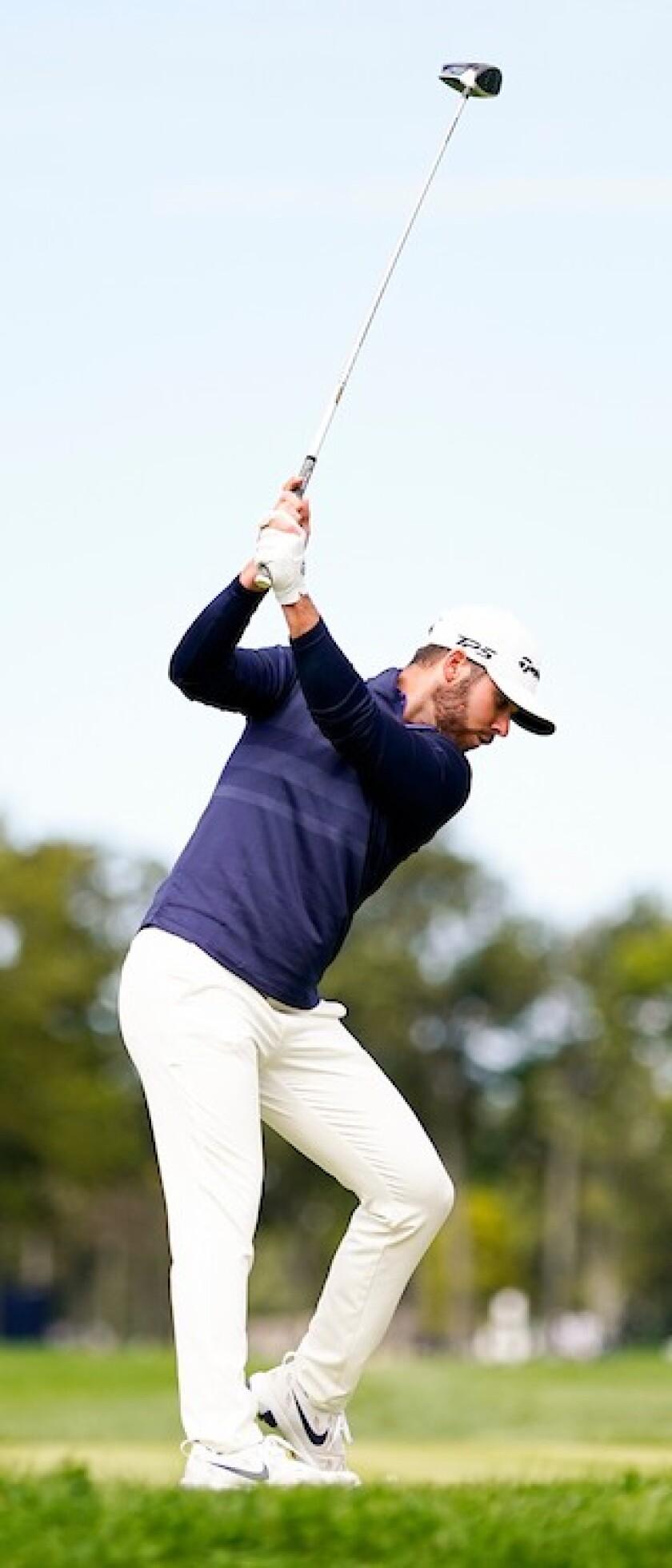Matthew Wolff swing 2020 U.S. Open