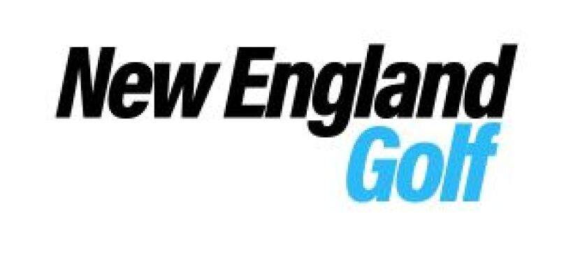 New England dot Golf logo