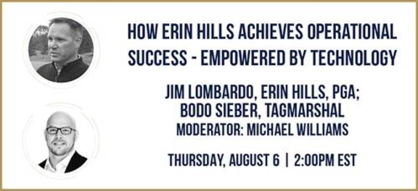 How Erin Hills achieves operational success