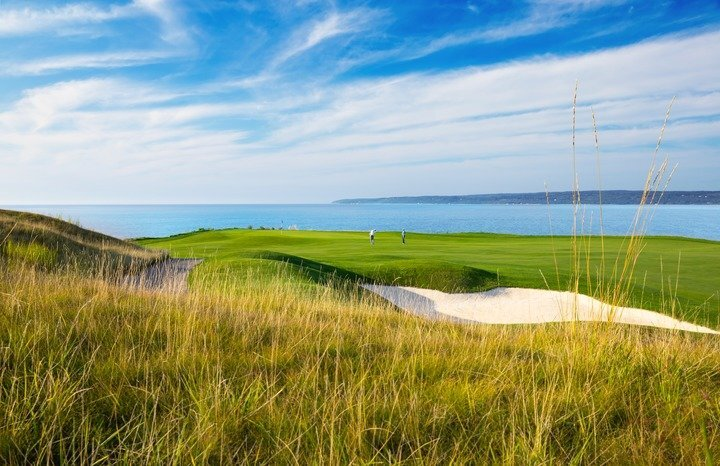 Bay Harbor Golf Club, Links Course — Hole No. 7
