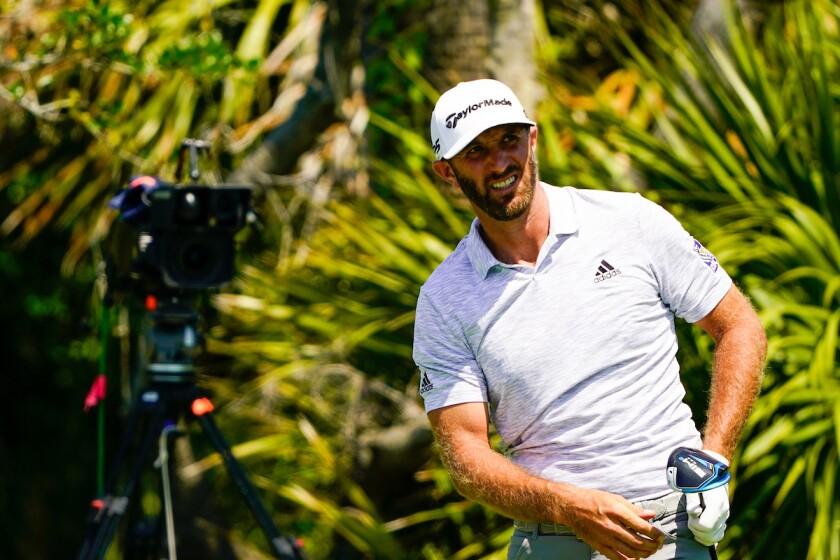 Dustin Johnson misses cut at 2021 PGA Championship