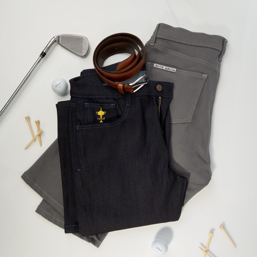 Blue Delta Jeans — Ryder Cup