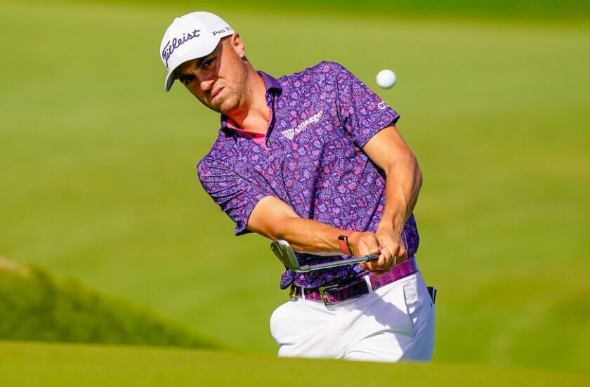 Justin Thomas at 2021 PGA Championship