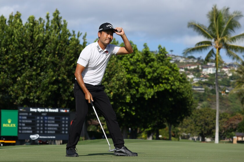Kevin Na wins 2021 Sony Open In Hawaii