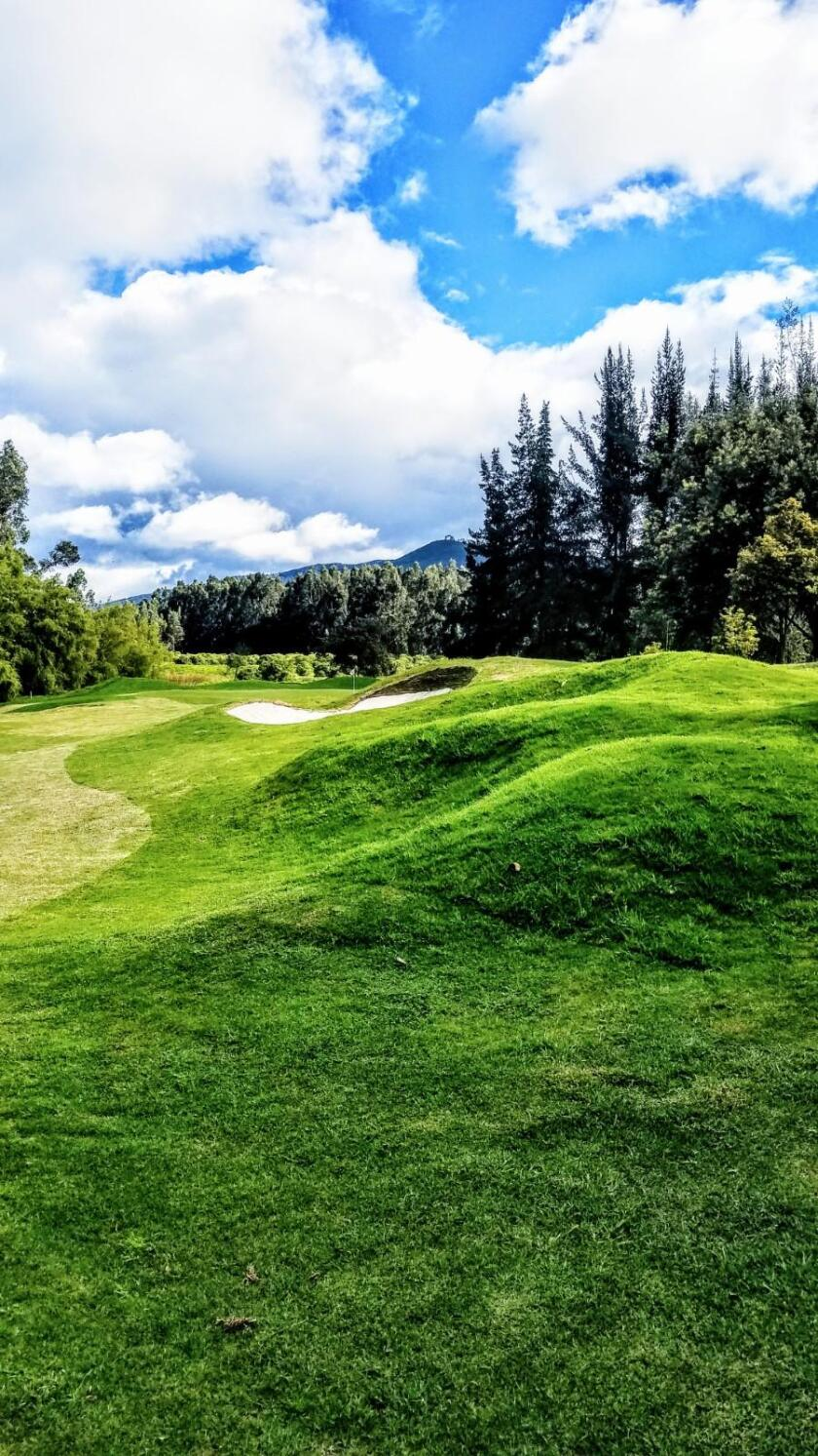 Briceño 18 Golf Course in Colombia