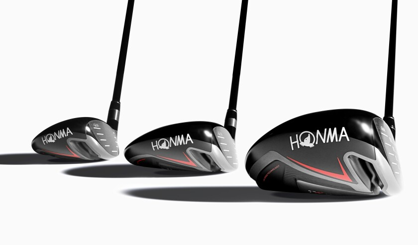 Honma Golf — GS [2]