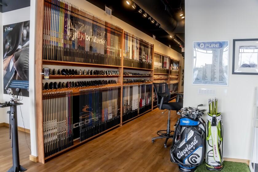 Club Champion Store Interior