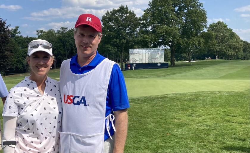 Lorin Anderson — US Women's Senior Open