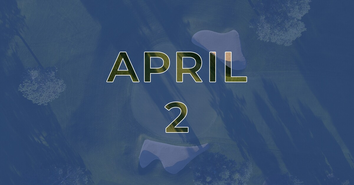 Live golf updates, April 2