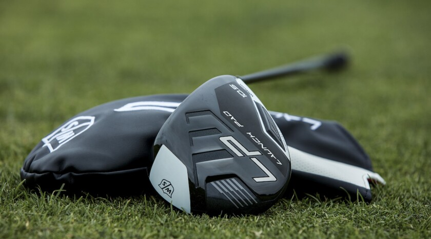 Wilson Golf Launch Pad