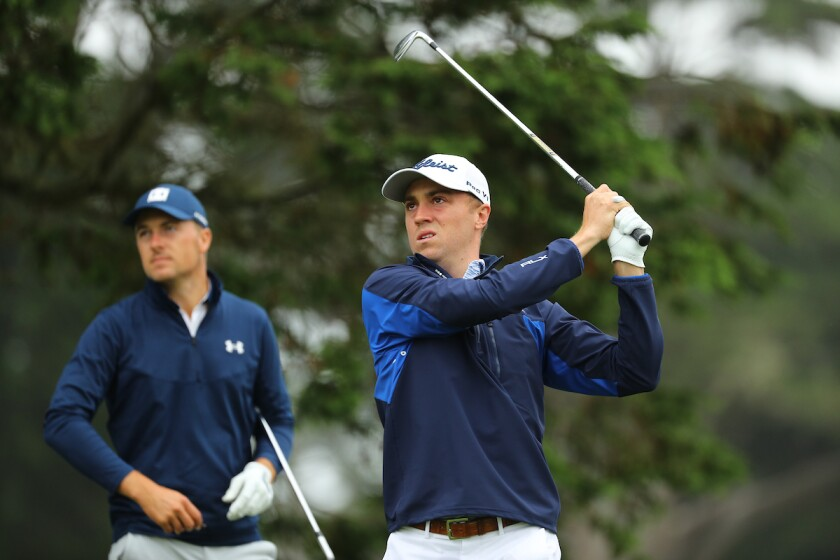 Justin Thomas 2020 PGA Championship 3rd round
