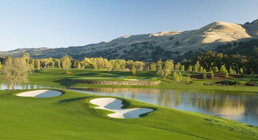 Yocha Dehe Golf Club in Brooks, Calif.