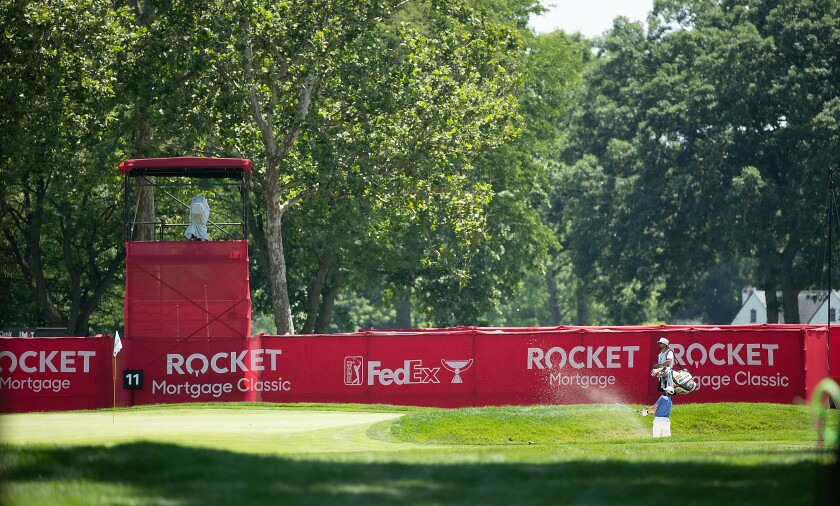 Rocket Mortgage Classic 2020 preview Detroit Golf Club