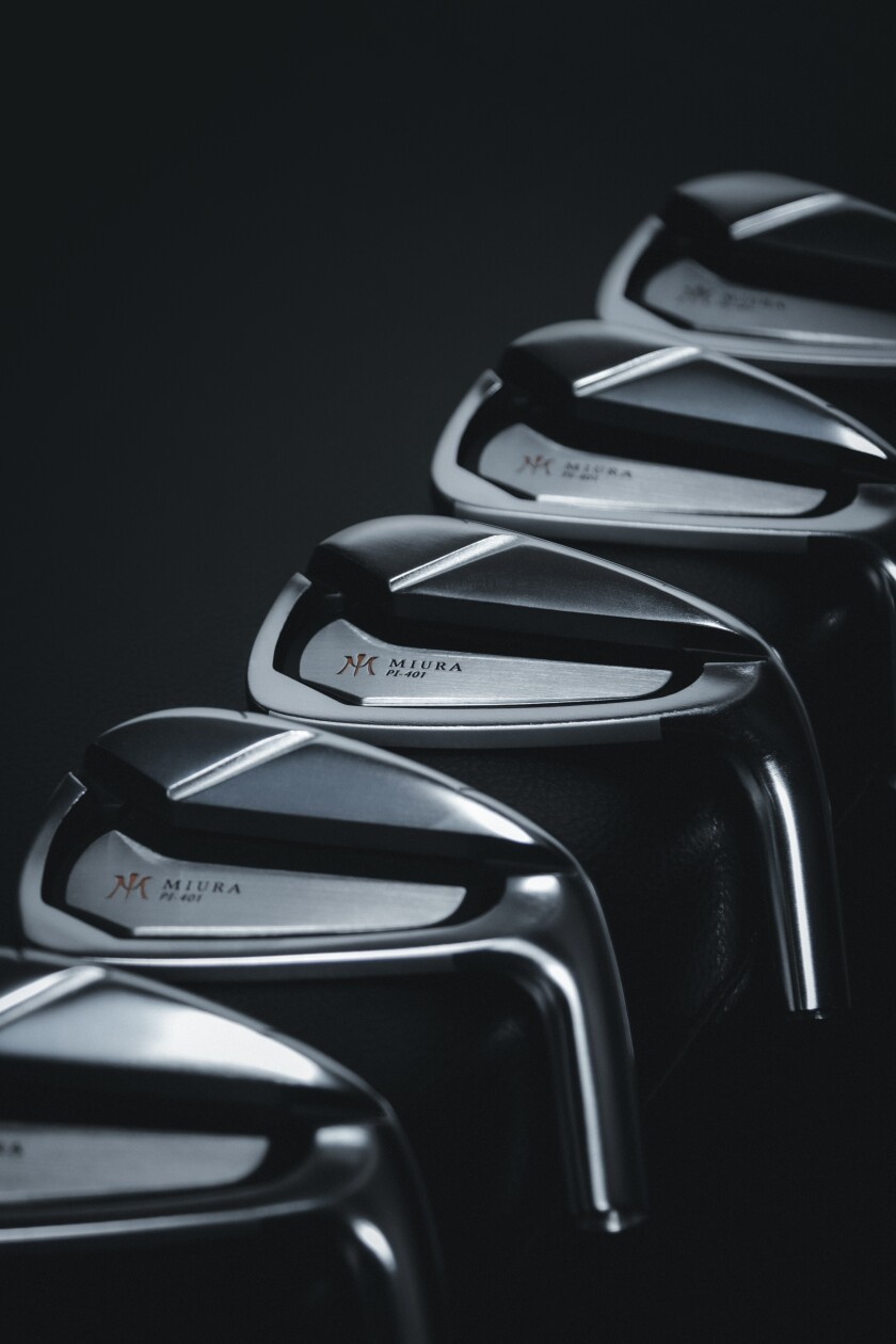 Miura — PI-401 Irons