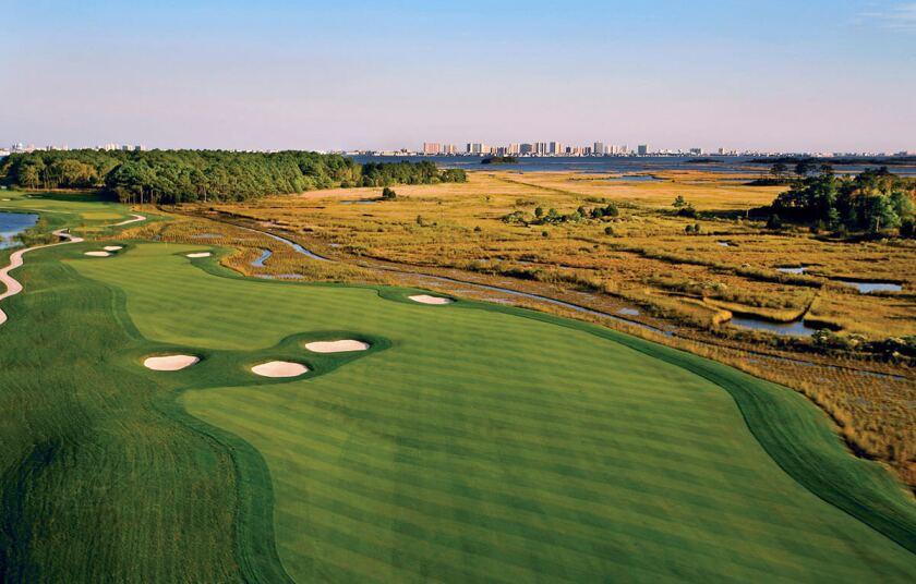 Bayside Resort Golf Club in Delaware